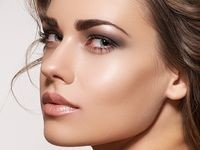 Contour plastic cheekbones