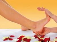 Рефлексомассаж ног