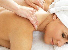Шейно-воротниковый массаж