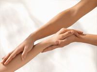 Элос эпиляция рук