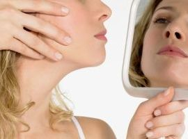 Plasma lifting of the face, neck, décolletage